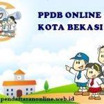Jadwal Pendaftaran PPDP Online 2021 SD, SMP Negeri di Kota Bekasi