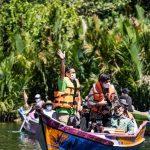 Kunjungan Kerja Menparekraf ke Sulawesi Selatan, Resmikan Desa Wisata Rammang-Rammang