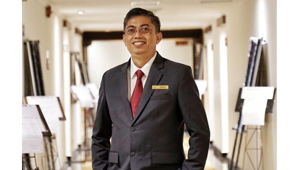 Hariyanto General Manager Patra Semarang Hotel & Convention – Matrasnews.com