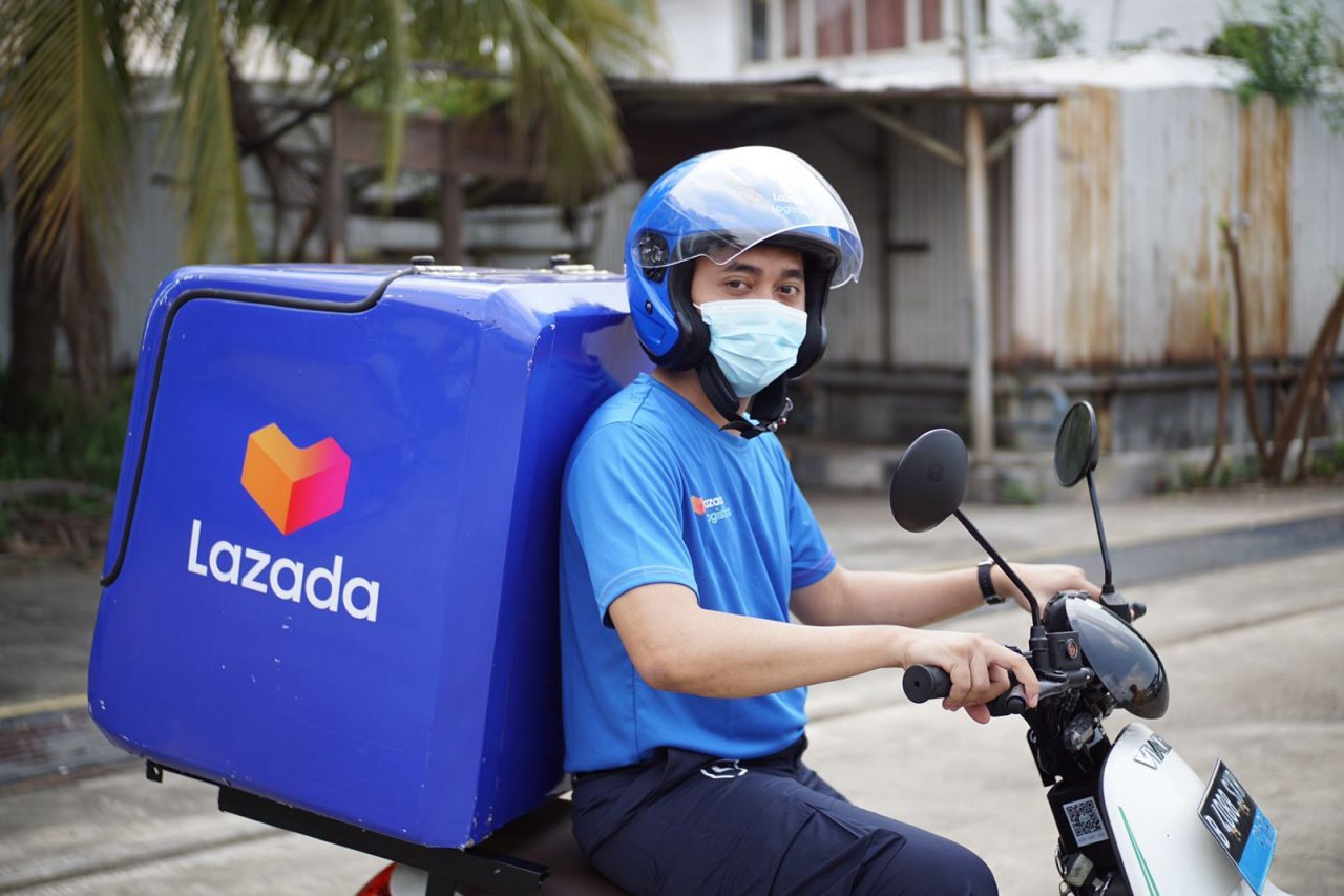 Lazada penyedia layanan eCommerce di Indonesia